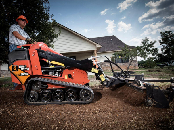 Ditch Witch SK800