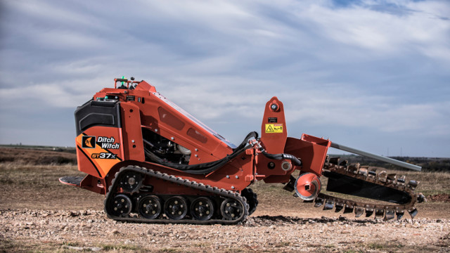 Ditch Witch ST37x